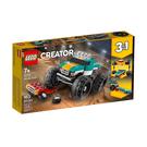 31101【LEGO 樂高積木】創意大師 Creator 系列 - 怪獸卡車 (163pcs)