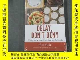 二手書博民逛書店DELAY罕見DONT DENYY326027
