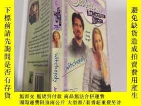 二手書博民逛書店the罕見teenage witch :少女巫婆.Y200392