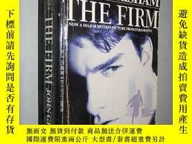 二手書博民逛書店The罕見Firm by John Grisham 英文原版Y1