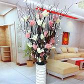 618好康鉅惠干花客廳落地假花插花裝飾