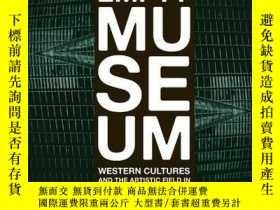 二手書博民逛書店The罕見Empty MuseumY256260 Masaaki Morishita Routledge 出