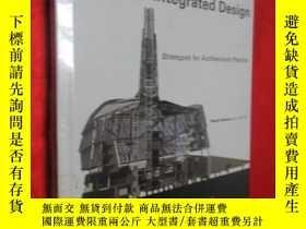 二手書博民逛書店BIM罕見and Integrated Design: Stra