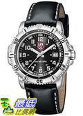 [美國直購 ShopUSA] Luminox Women s EVO Navy Seal 7251 Black Calf Skin Quartz Watch with Black Dial #1681889986 $15114