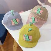新款寶寶鴨舌帽春夏季兒童棒球帽可愛平檐帽男女童韓版潮遮陽帽子