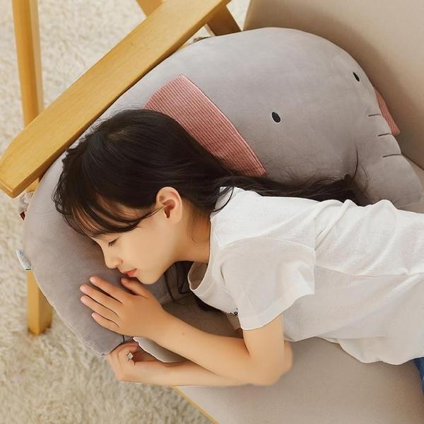 抱枕公仔睡覺娃娃兒童毛絨玩具靠墊