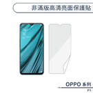OPPO F1 非滿版高清亮面保護貼 保護膜 螢幕貼 軟膜 不碎邊