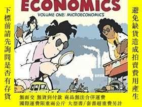 二手書博民逛書店The罕見Cartoon Introduction To EconomicsY256260 Yoram Bau
