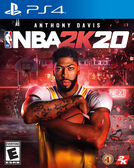 PS4 美國職業籃球 NBA 2K20 亞版中文版 實體版