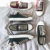鞋子夏季透氣鞋帆布鞋男韓版潮流休閒布鞋子男板鞋百搭運動鞋子 萬聖節