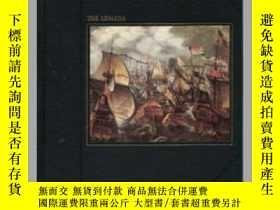 二手書博民逛書店The罕見Armada (The Seafarers)-艦隊(海員)Y443421 Bryce S. Walk