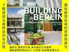 二手書博民逛書店Building罕見Berlin-柏林大廈Y443421 Architektenkammer... Braun