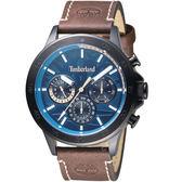 Timberland百搭潮流時尚手錶 TBL.15706JSB/03 藍