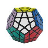 聖手異形三階五魔方鏡面金字塔SQ1斜轉魔粽子風火輪玩具套裝LK2435『毛菇小象』
