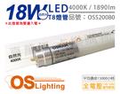 OSRAM歐司朗 明亮 LED 18W ...