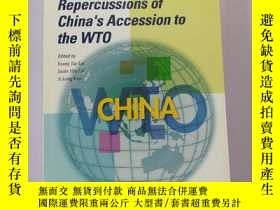 二手書博民逛書店China s罕見integration with the wo