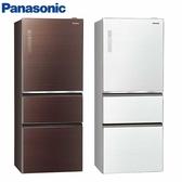 『Panasonic』- 國際500L 1級變頻3門電冰箱 NR-C500NHGS  *免費基安+舊機回收*