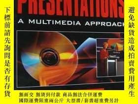 二手書博民逛書店HIGH-IMPACT罕見Presentations:A Mul