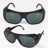 勞保防護眼鏡電焊眼鏡平光眼鏡3副裝打磨防塵護目鏡防沖擊 【快速出貨】