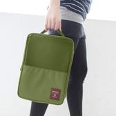 Loxin 可攜式防水鞋袋【SA0925 】鞋子收納袋旅行包防水袋旅行收納包鞋盒防水透氣