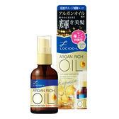 日本LUCIDO-L 樂絲朵摩洛哥護髮精華(修護型/免沖洗)60ml-藍色【UR8D】