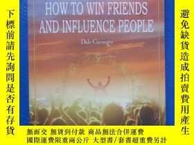 二手書博民逛書店英文書罕見HOW TO WINFRIEDS AND INFLUENCE PEOPLE 共233頁Y15969