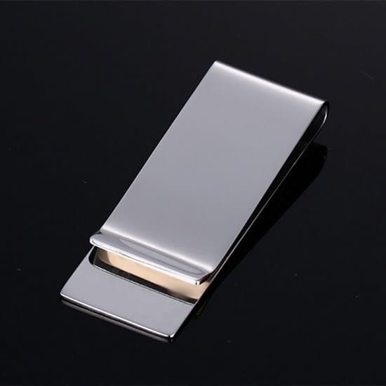 《QBOX 》FASHION 飾品【MC-012】精緻品味共濟會標誌鈦鋼鈔票夾/錢夾/名片夾