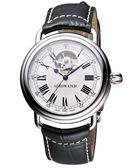 AEROWATCH 經典宙斯鏤空機械腕錶 A68900AA02