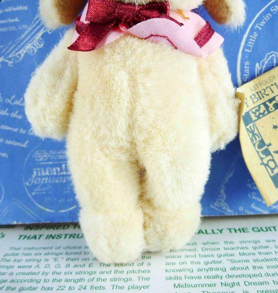 【震撼精品百貨】日本日式精品_狗DOG~絨毛鎖圈-星座系列-牡羊