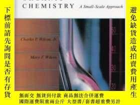 二手書博民逛書店Experimental罕見Organic Chemistry: A Small Scale Approach (