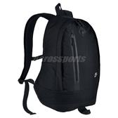 Nike 後背包 Cheyenne 黑 全黑色 拉鍊 經典包包 筆電包 書包 男 女 【PUMP306】 BA5230-010