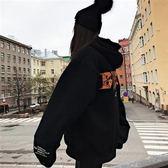 bf帶帽套頭加絨加厚衛衣外套倉庫出清22798快時尚