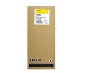 【愛普生EPSON】T642400 黃色 原廠繪圖機墨水匣