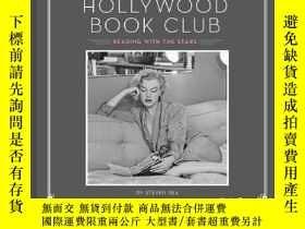 二手書博民逛書店The罕見Hollywood Book Club 好萊塢讀書俱樂