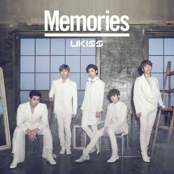 U-KISS 難忘的回憶 CD附DVD (購潮8)