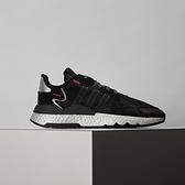 Adidas Nite Jogger 女鞋 黑 經典 運動 休閒鞋 FV4137