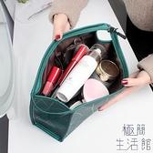 化妝包收納袋品防水超火女大容量便攜小號旅行洗漱【極簡生活】
