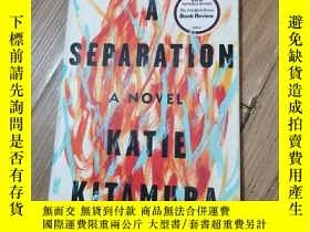 二手書博民逛書店a罕見separation a novelY42402 kati