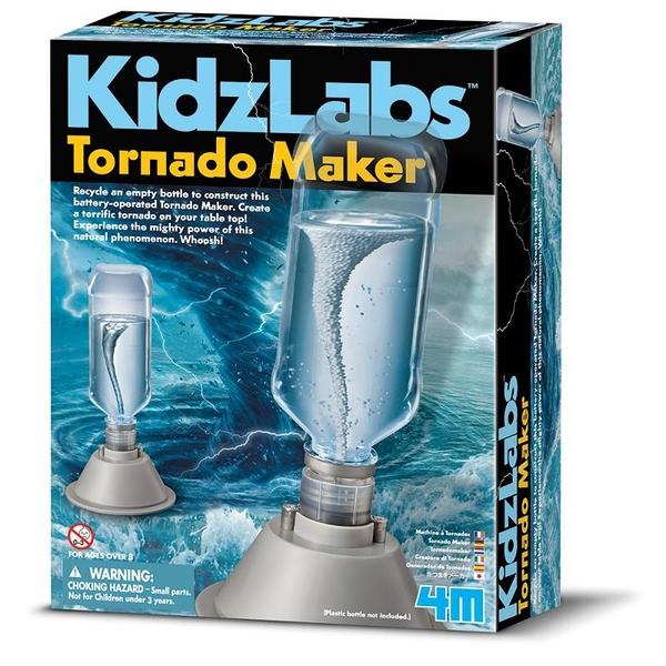 龍捲風製造機Tornado Maker 獲得操縱大自然的能力!