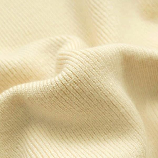 ★冬裝上市★MIUSTAR 氣質休閒壓褶花邊袖珍珠假兩件針織上衣(共2色)【NF5755LS】預購