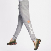 NIKE NSW JDI JGGR FLC 男款灰色刷毛休閒運動長褲-NO.AR2611063