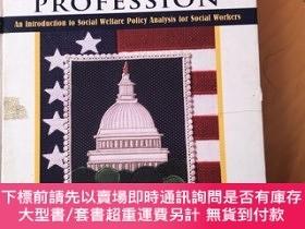 二手書博民逛書店The罕見Policy- based professionY459096 Philip Pearson 出版