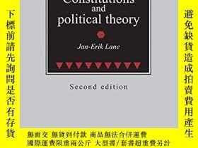 二手書博民逛書店Constitutions罕見And Political TheoryY256260 Jan-erik Lan