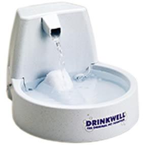 *~寵物FUN城市~*《美國DRINKWELL好好喝》 原創款式瀑布 電動飲水機(容水量1.42L)寵物用品