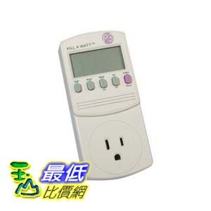 [美國直購] P3 P4400 Kill A Watt Electricity Usage Monitor 能源偵測器