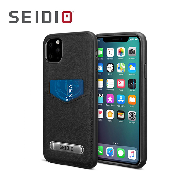 SEIDIO EXECUTIVE 多功能皮革手機保護殼 for Apple iPhone 11 Pro MAX