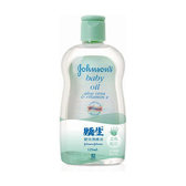 嬌生 嬰兒潤膚油-滋潤 125ml【德芳保健藥妝】