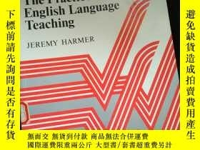 二手書博民逛書店The罕見Practice of English Language TeachingY16149