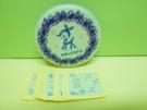 【震撼精品百貨】Sanrio 天使鹿~貼紙附鐵盒