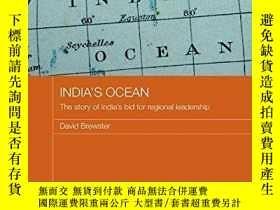 二手書博民逛書店India s罕見OceanY256260 David Brewster Routledge 出版2014